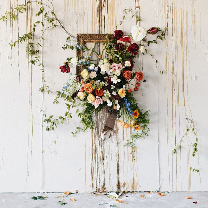 15 Outdoor Wedding Ideas That Are Totally Genius: Dutch Masters Wedding Inspiration