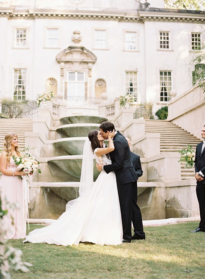 Romantic Blush Wedding Ideas