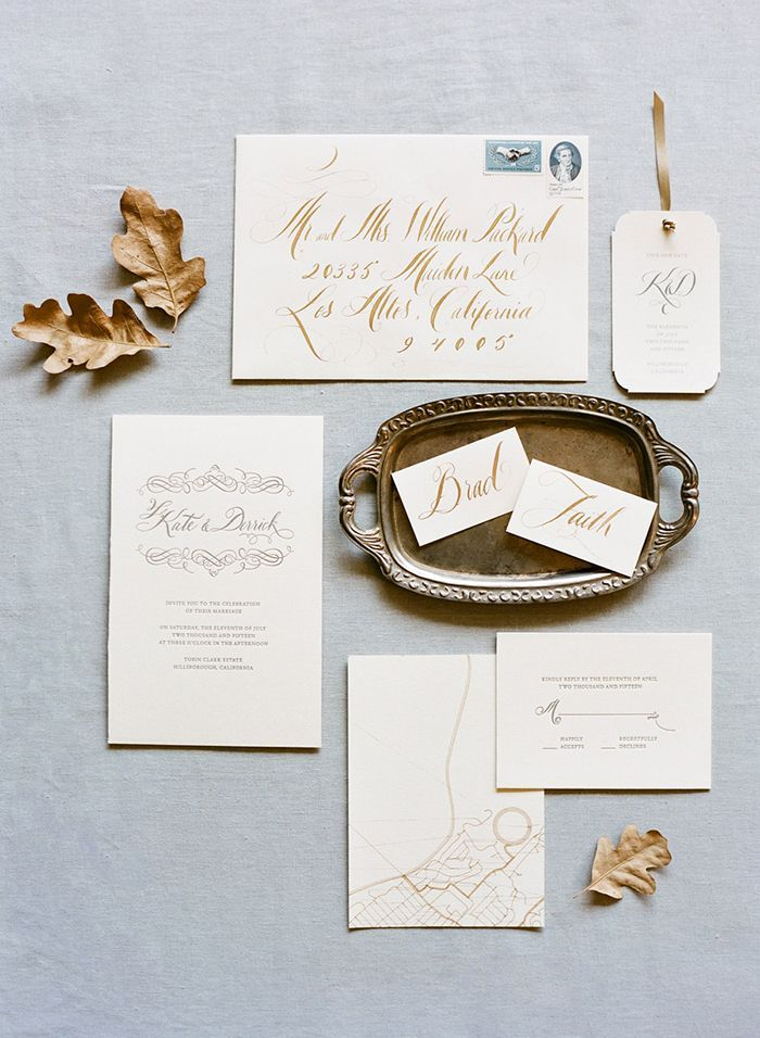 2-gold-calligraphy-wedding-invitation