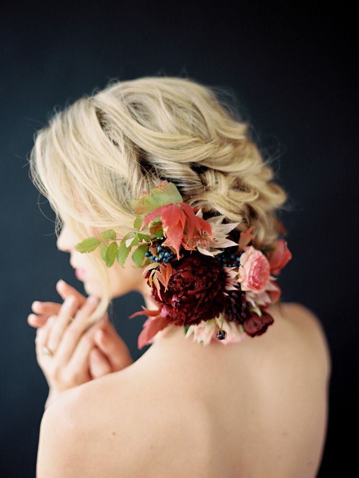 Bold Fall Floral Inspiration (Part 2)