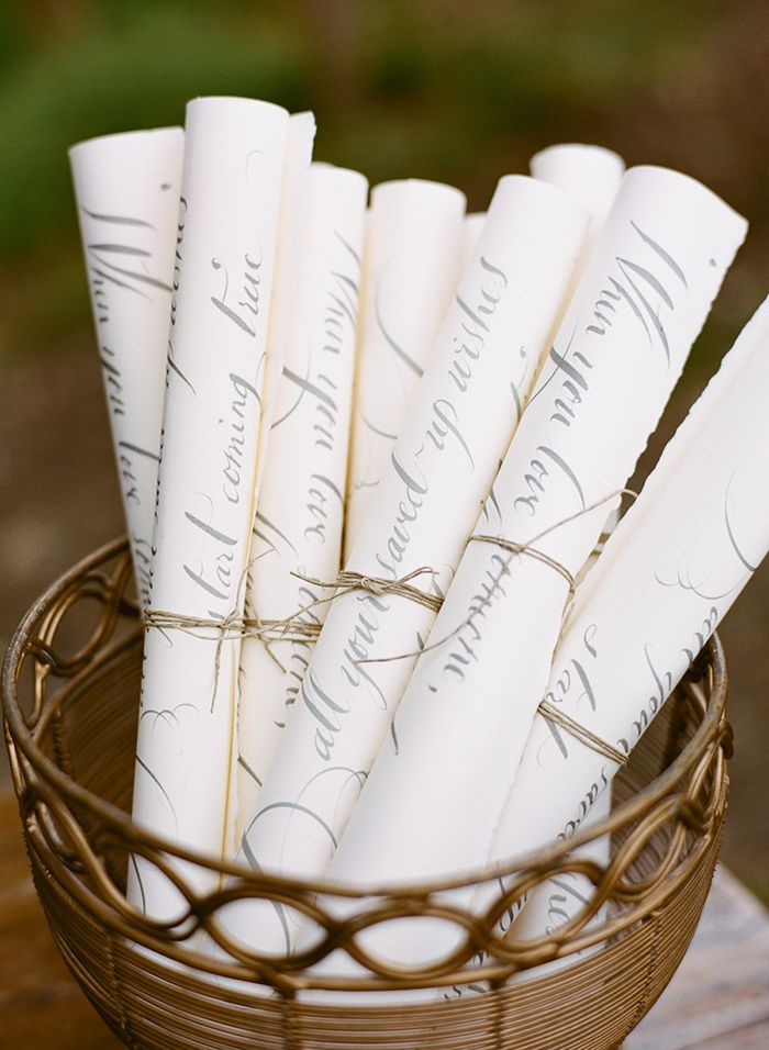 4-rolled-wedding-program