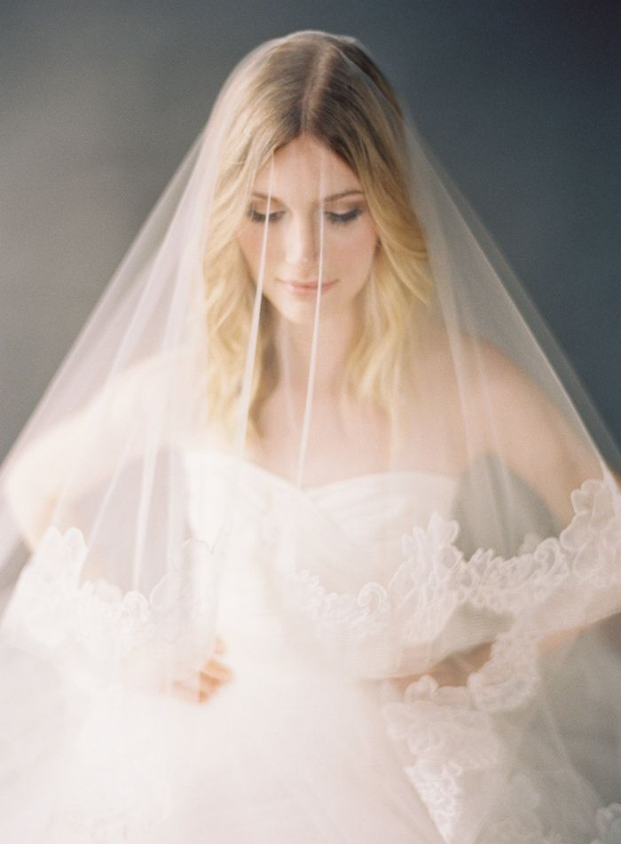 Feminine Wedding Portrait Ideas