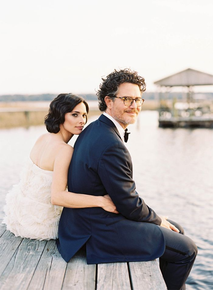 Modern Lowcountry Wedding Inspiration from Tec Petaja