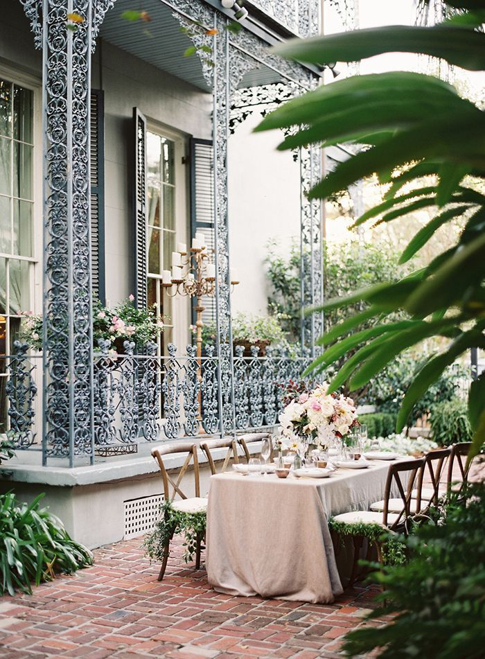 Secret Garden Inspired Wedding