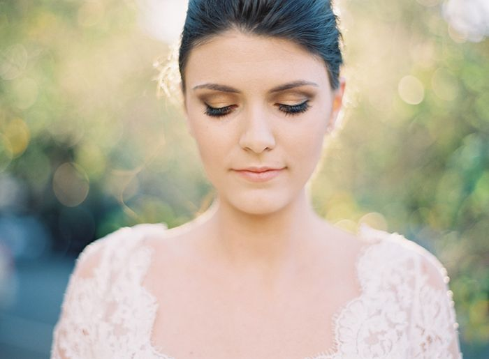 3-wedding-makeup-romantic-lace-gown
