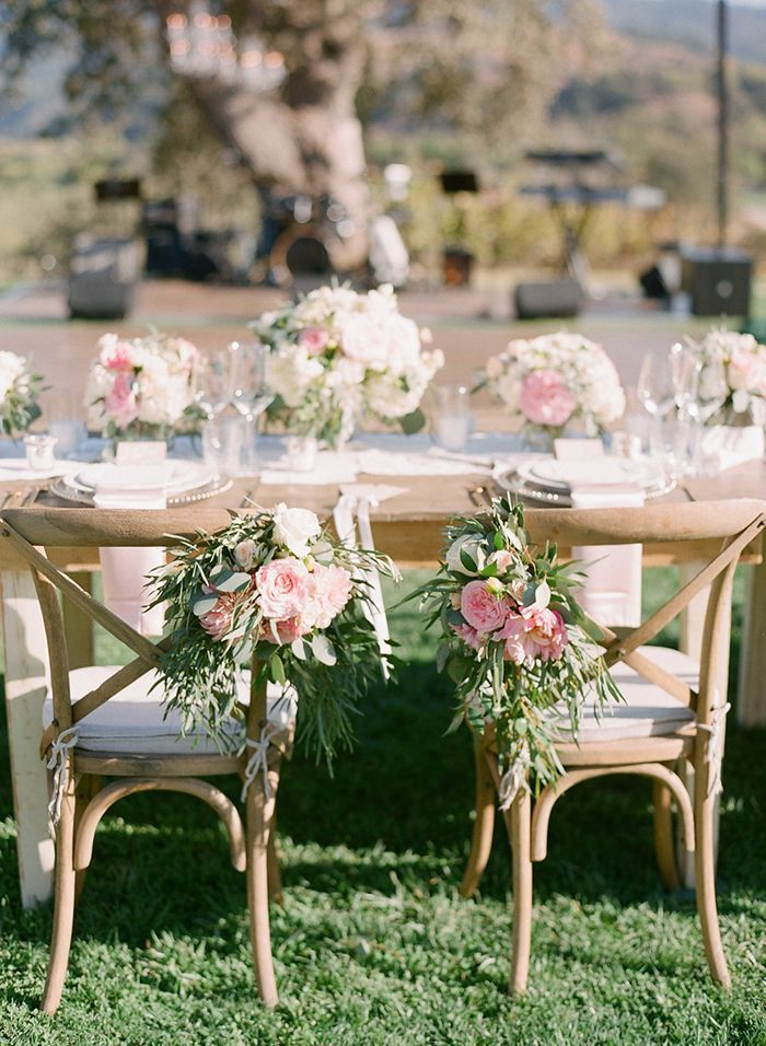 17 Best images about Luxury Weddings on Pinterest | Brides ...  |Outdoor Wedding Reception Head Table
