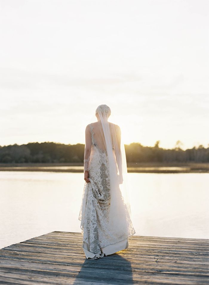 9-romantic-lace-sunset-wedding