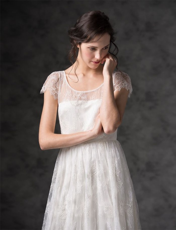 Timeless Wedding Dresses from Tomomi Okubo | Sponsors | Oncewed.com