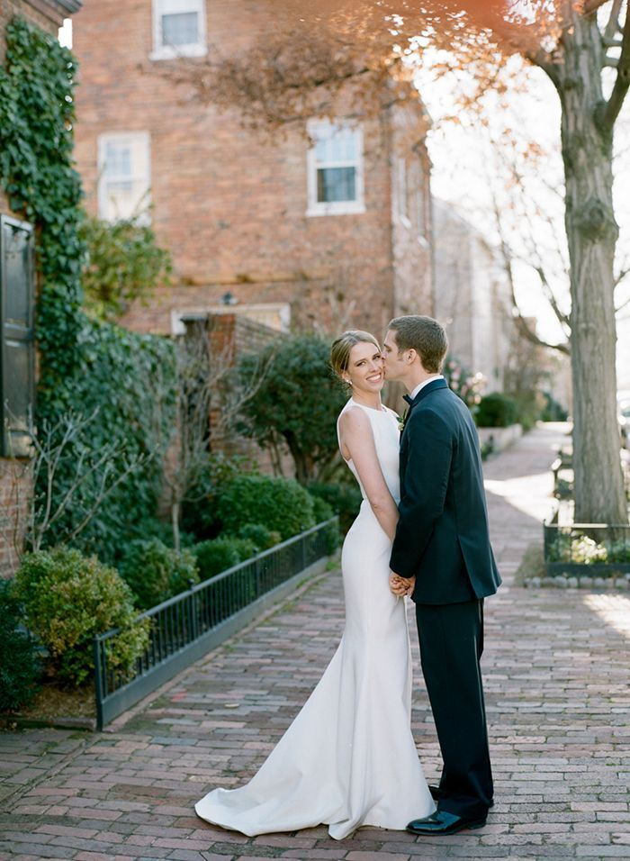Elegant Restaurant Wedding In Washington Dc