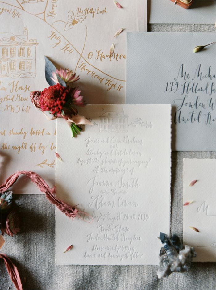 8-handmade-wedding-invitation-ideas - Once Wed