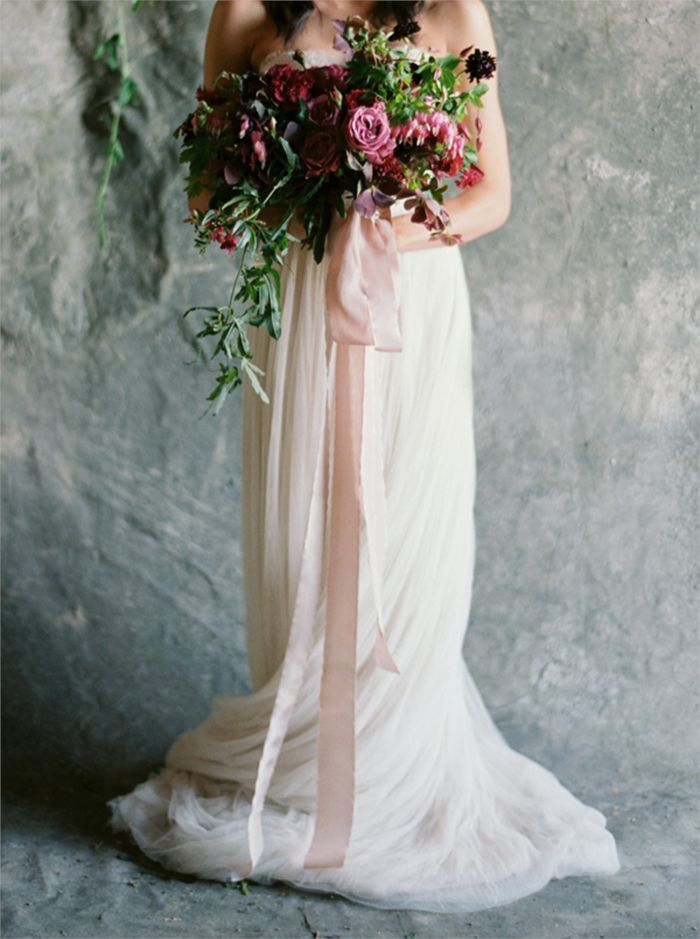 Luxe Jewel-Toned Wedding Ideas