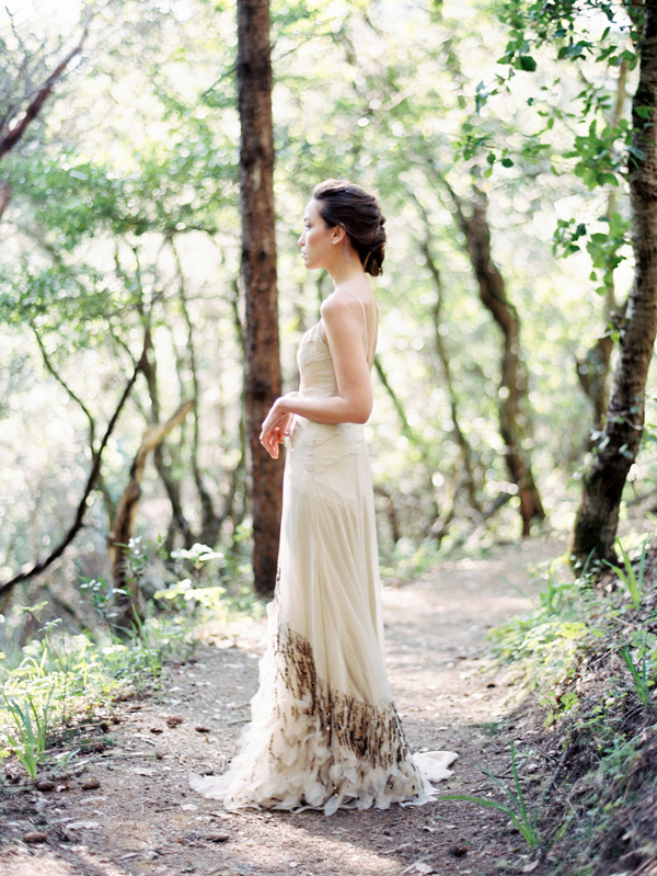 Enchanting Redwoods Floral Inspiration