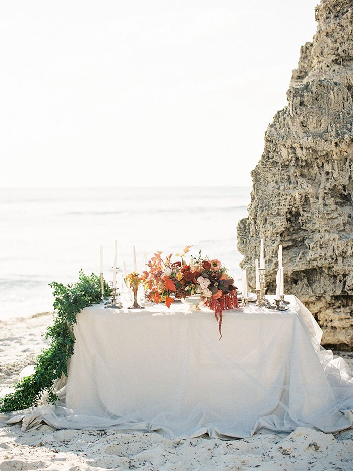 17-bold-fall-beach-wedding