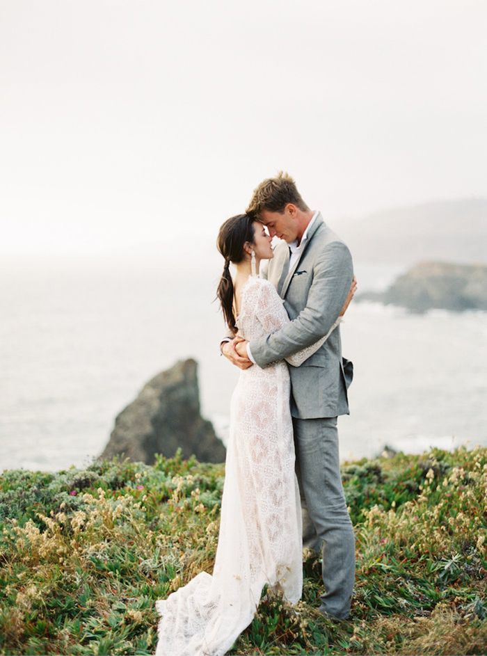 Textured Modern Wedding Inspiration