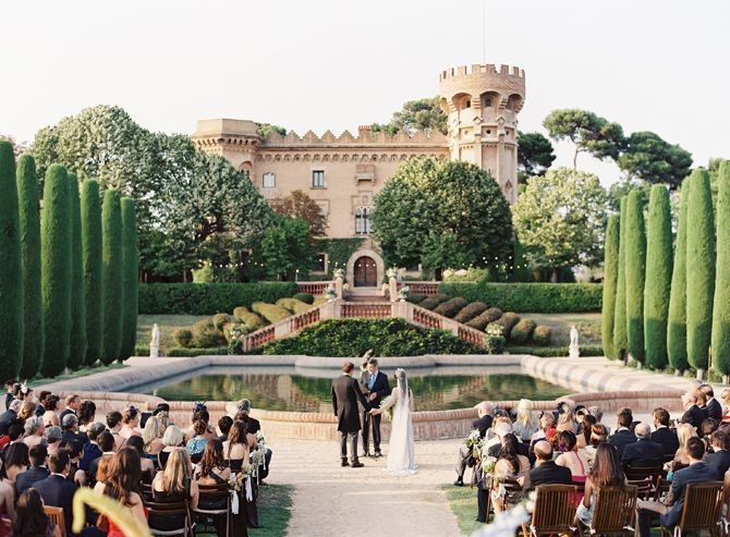 spanish-castle-wedding