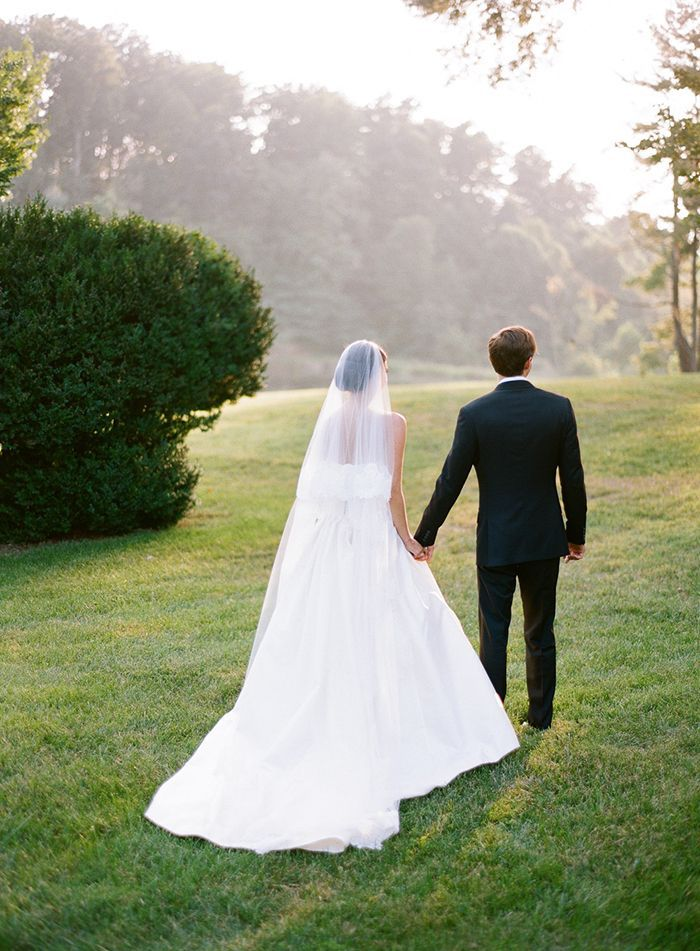 Elegant Tent Wedding in Virginia