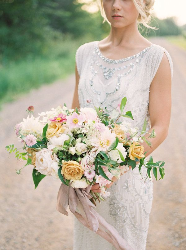 Intimate Summer Wedding Inspiration