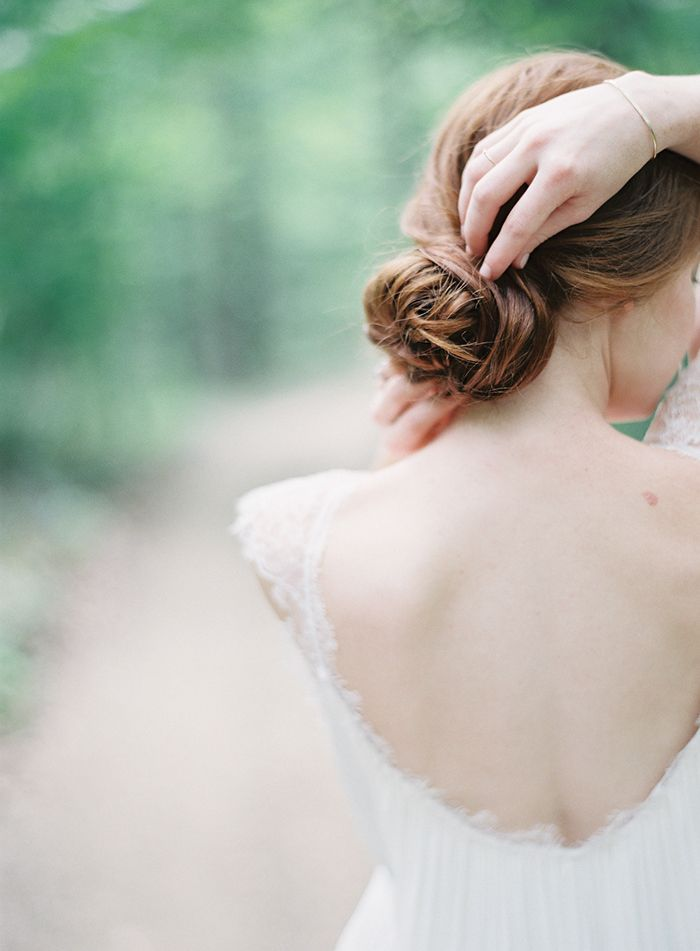 2-elegant-casual-wedding-hairstyle