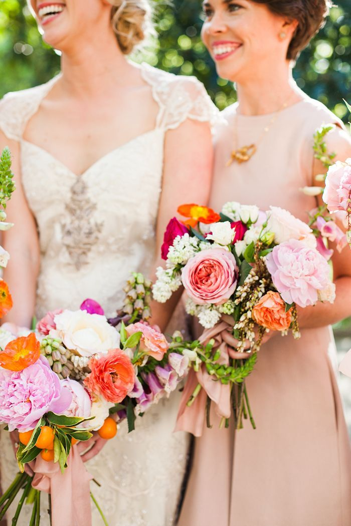 Colorful Wedding Flower Ideas