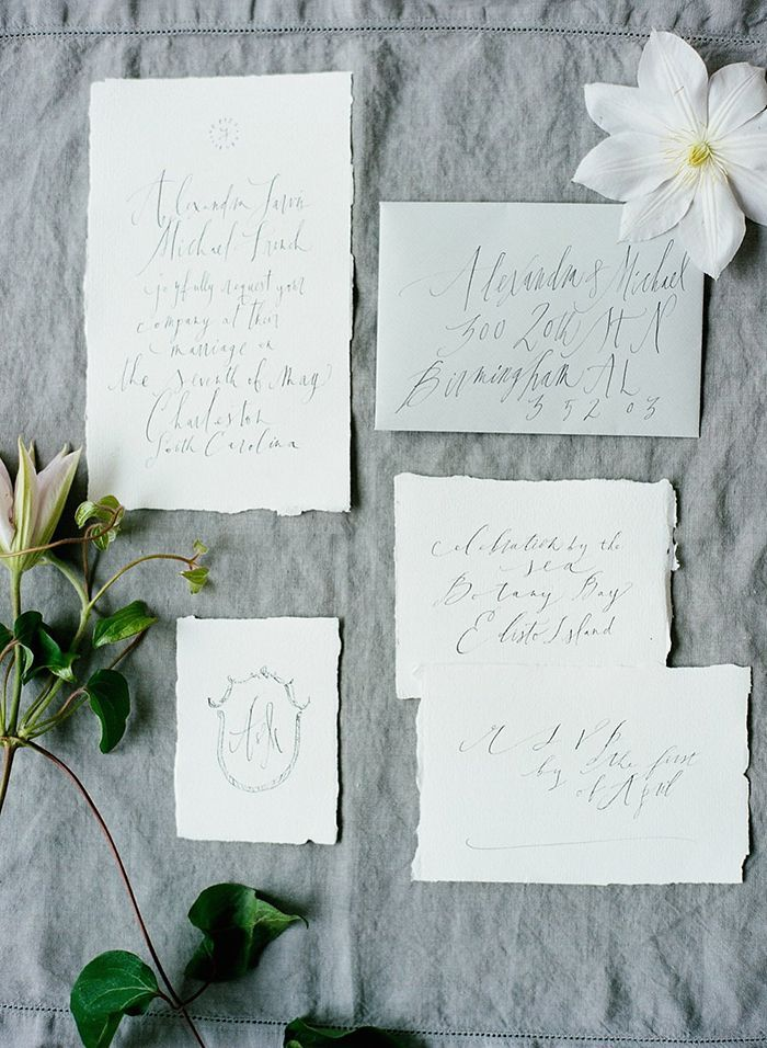 4-modern-calligraphy-wedding-invitations