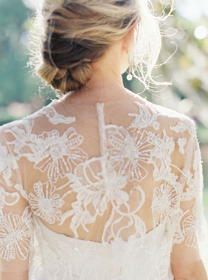 Classic Wedding Fashion Inspiration