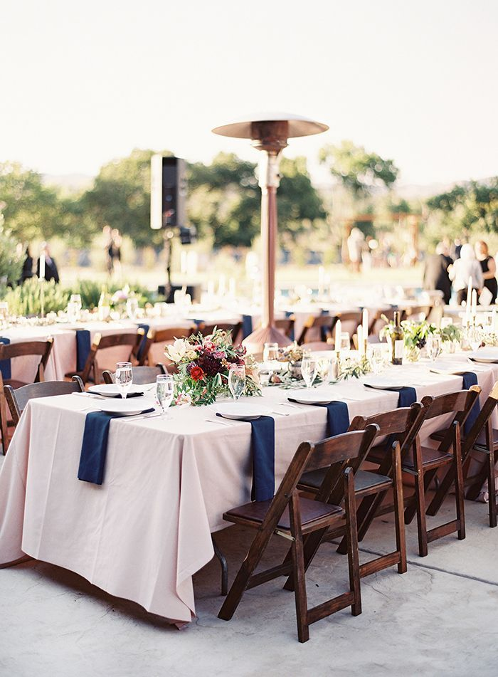 Elegant berry toned real wedding real wedding for Simple wedding decorations for reception