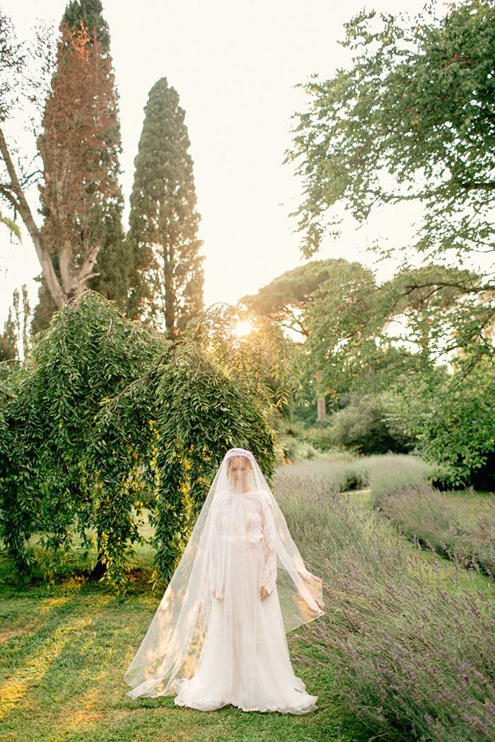 Dreamy Garden Wedding Inspiration