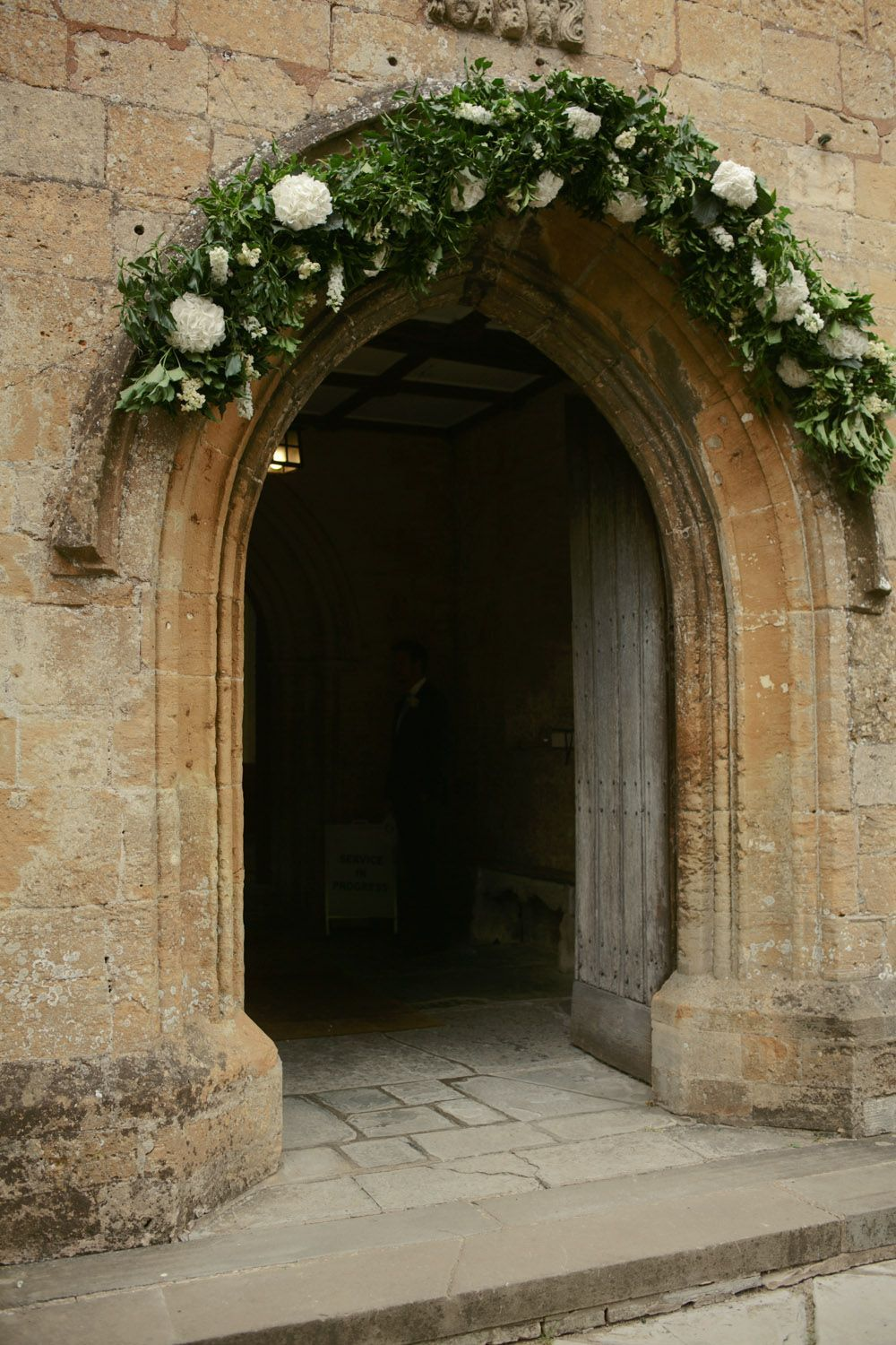 Church garland