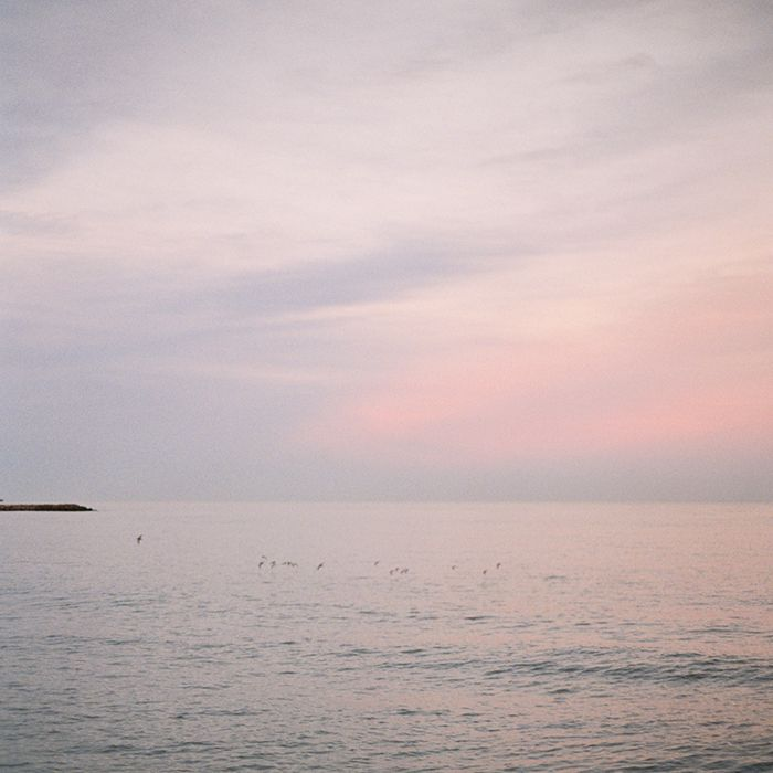 Romantic Seaside Wedding Ideas   A wedding on the beach  at sunset is a setting that inherently boasts this aforementioned range of tones.