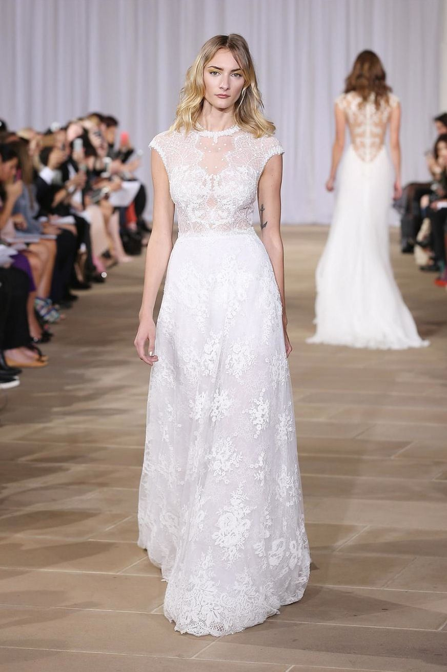 Ines Di Santo Fall/Winter 2016 Couture Bridal Collection – Runway