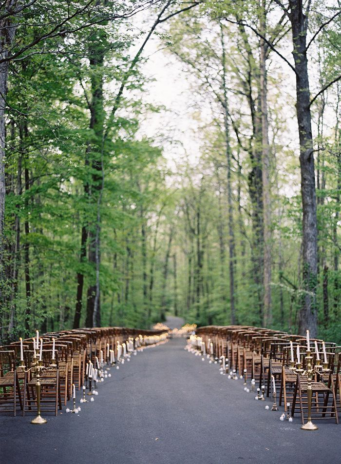 Ceremony Inspiration for Indoor and Outdoor Weddings