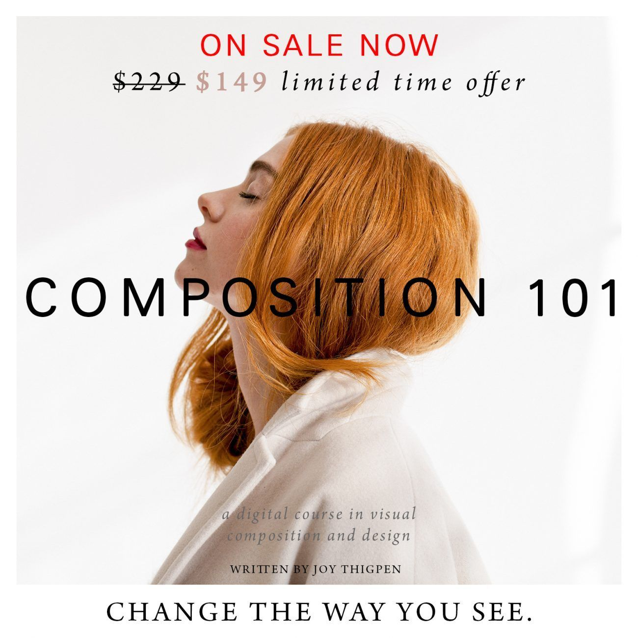 Composition 101 - A Digital Course by Once Wed and Joy Thigpen