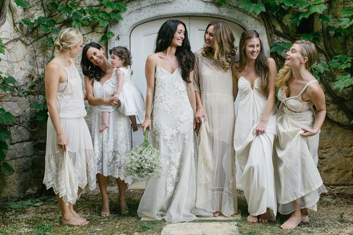 6-simple-white-bridesmaid-dress-ideas