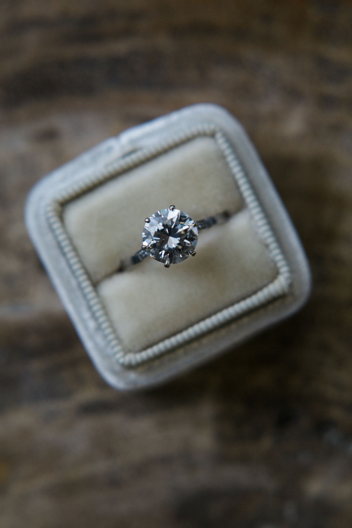 Queen's Park, Edwardian, 2.02ct Round Brilliant cut diamond, incredible basket with hand made filigree.