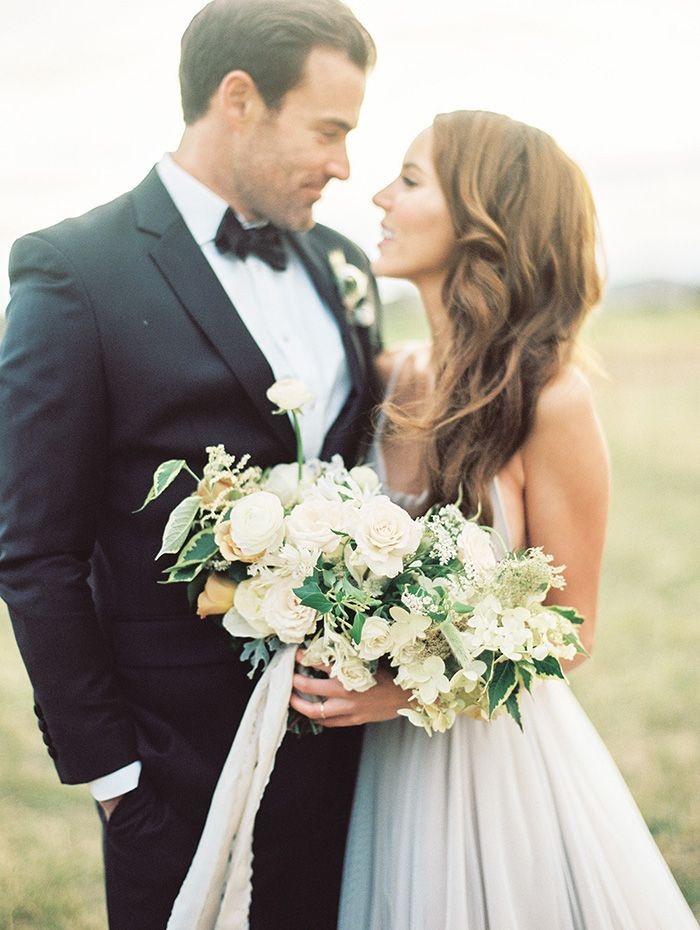 Simple and Organic Wedding in Utah