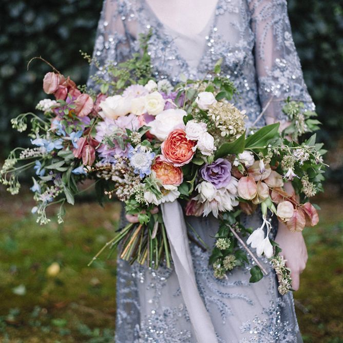 Wedding Flower Inspiration from the Amy Osaba Workshop