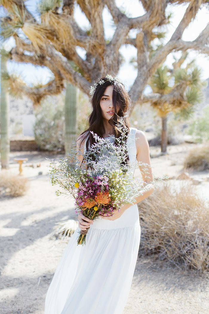 Bohemian Wedding in Joshua Tree