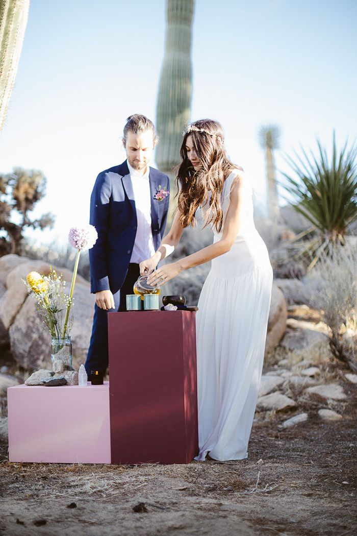 7-modern-bohemian-wedding-ceremony