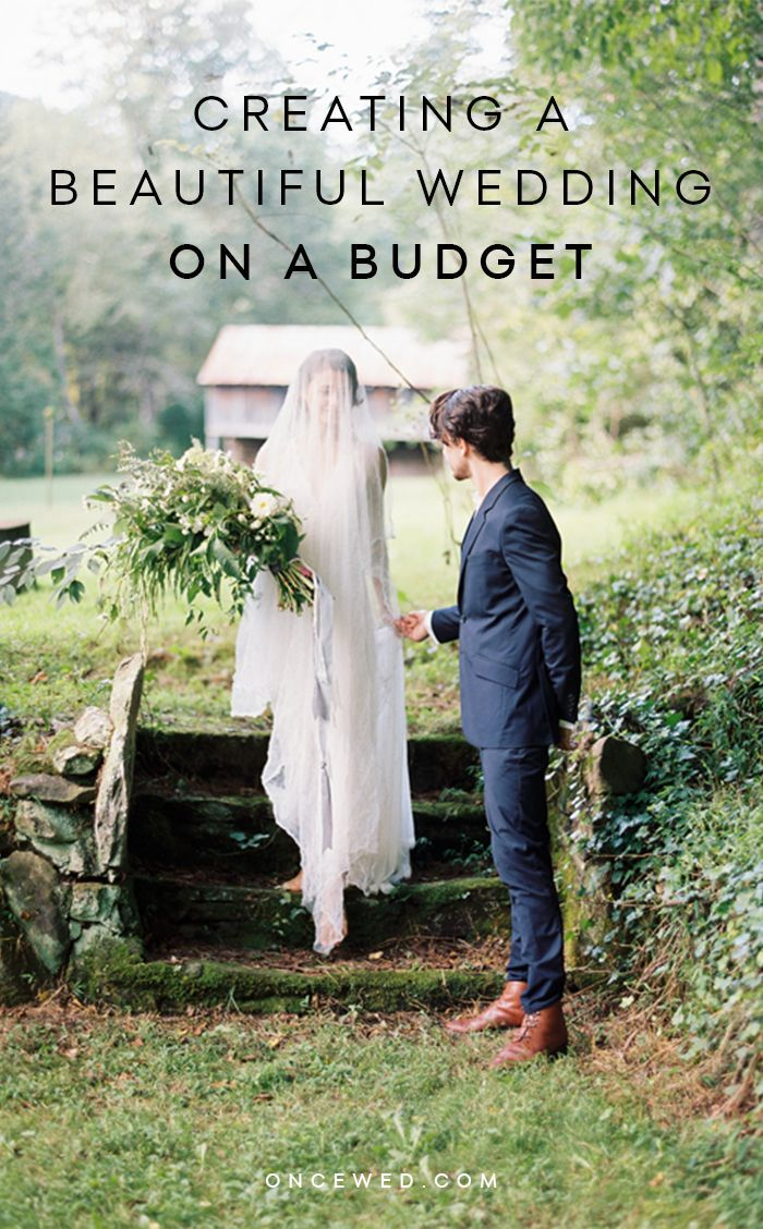 How to have a beautiful wedding within a budget