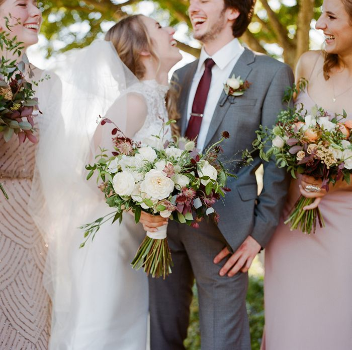 French-Inspired Fall Wedding Ideas