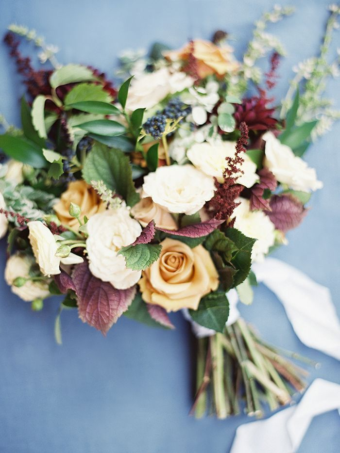 Simple Outdoor Wedding Inspiration in California