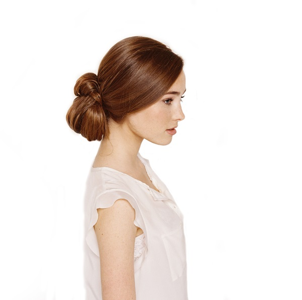 13-hair-diy-knotted-chignon