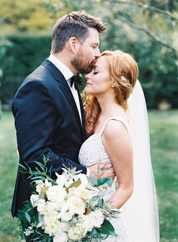 Elegant Real Wedding in North Carolina