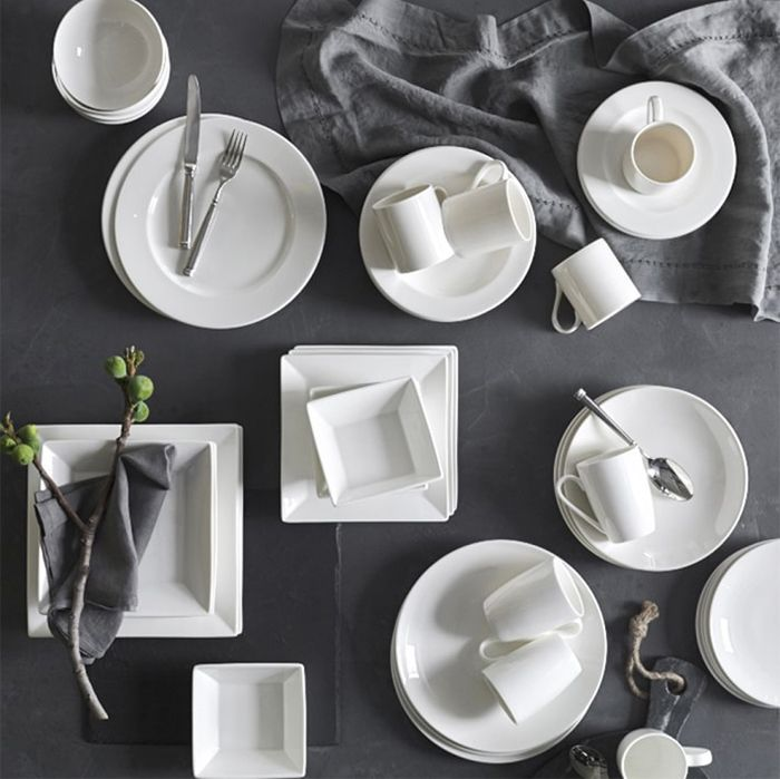 Classic Dinnerware Picks from Fortessa and Williams-Sonoma