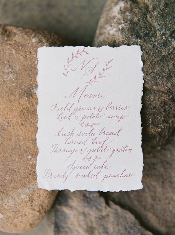 4-simple-white-wedding-invitation-calligraphy