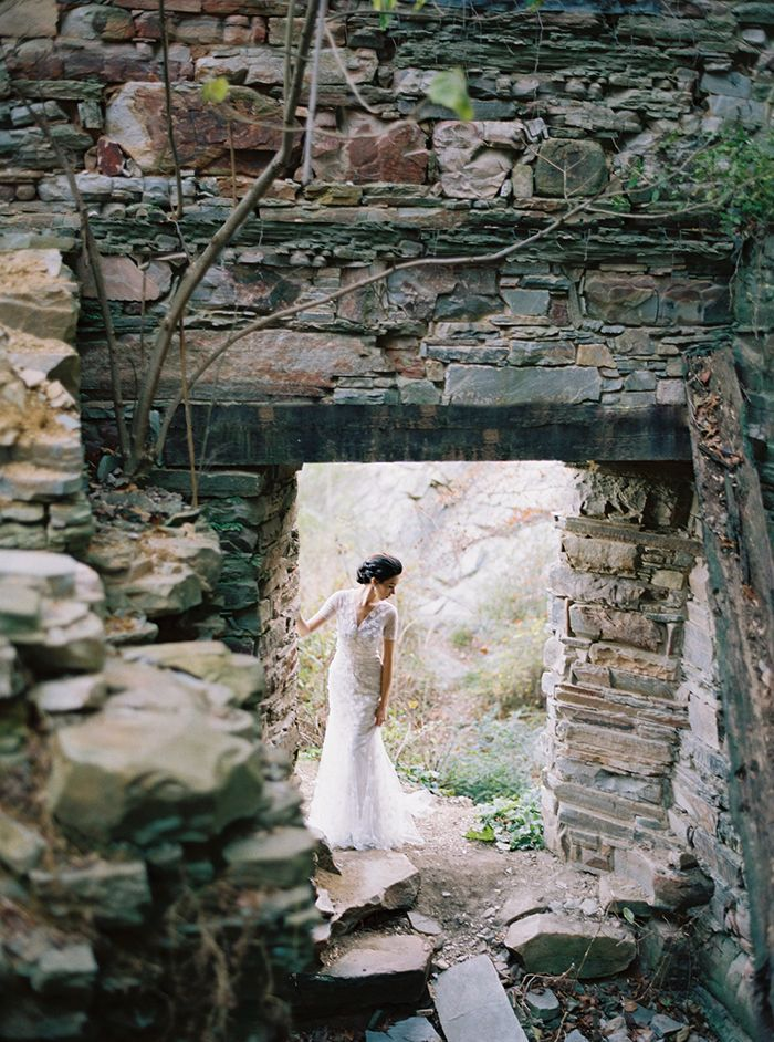 Simple and Elegant Outdoor Wedding Once Wed