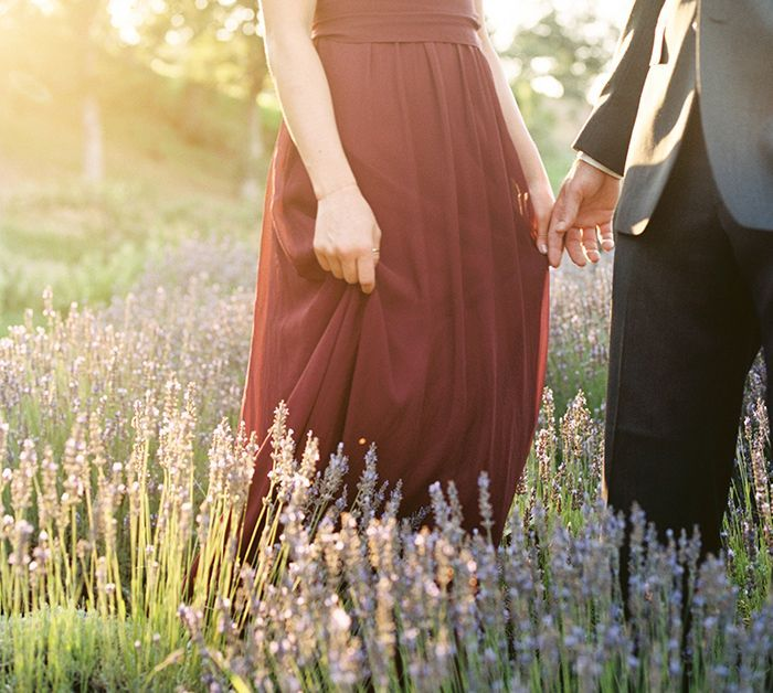 13-lavender-field-engagement-session