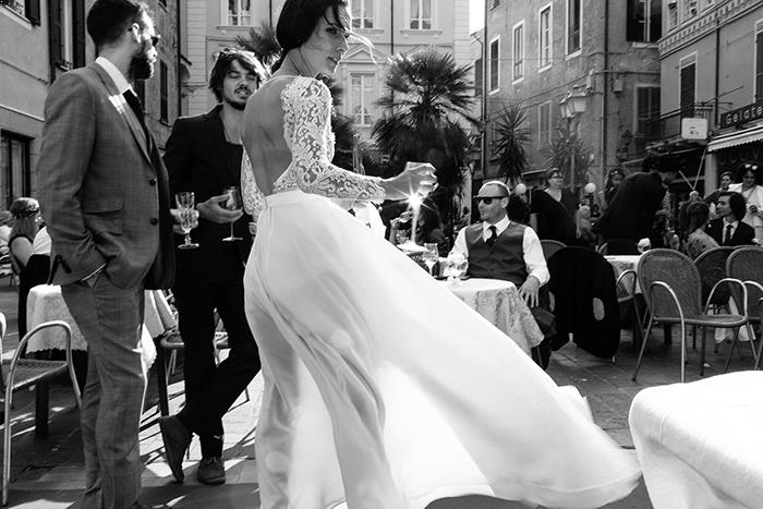 Laidback Chic Destination Wedding in Italy