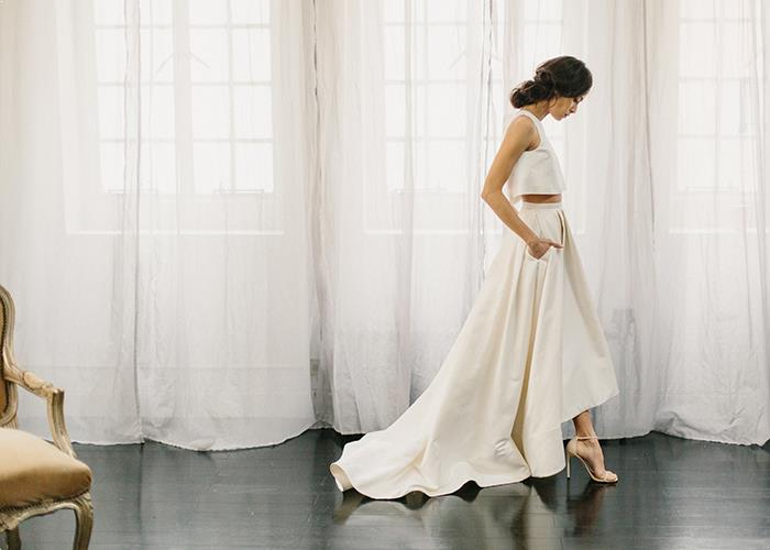 17-modern-two-piece-wedding-gown