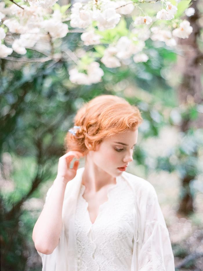 Romantic Spring Wedding Inspiration from Russia